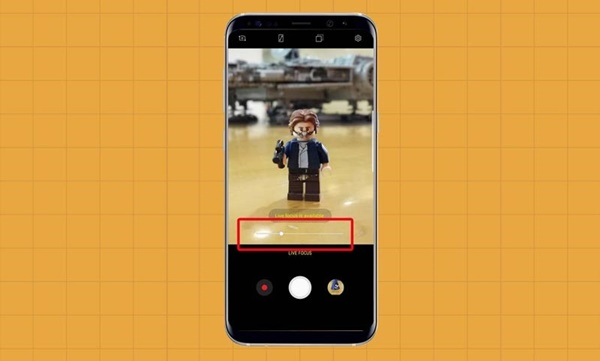 Mẹo sử dụng chế độ Live Focus trên Galaxy Note 8 sao cho hiệu quả nhất