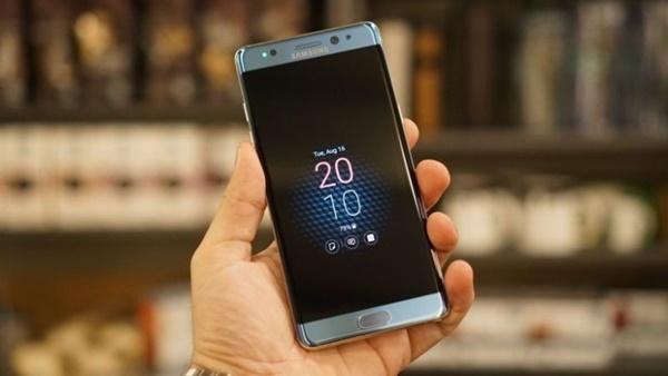 Màn hình đạt độ phân giải Quad HD, Galaxy Note FE mang đến trải nghiệm như thế nào?
