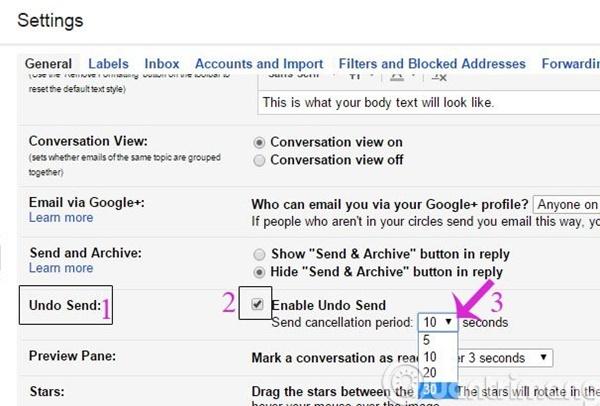 """""""Cao thủ văn phòng"""" phải biết những mẹo dùng Gmail này"""