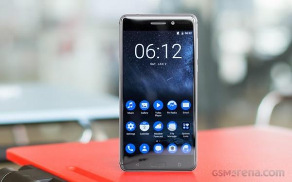 Đánh giá màn hình Nokia 6: Mọi thông số đều rất tốt