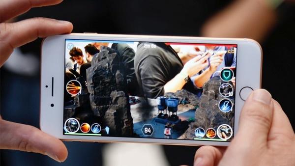 Màn hình iPhone 8 Plus có gì mới?