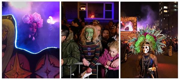 Ấn tượng với bộ ảnh Halloween chụp bởi iPhone X