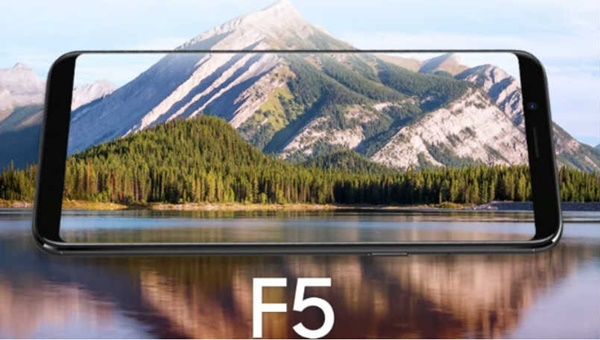 Tất cả những điều bạn cần biết về màn hình OPPO F5