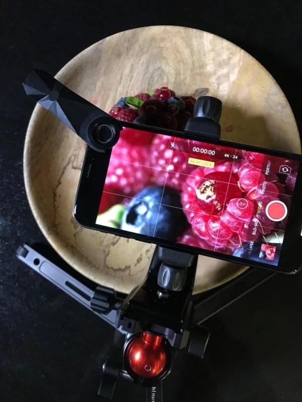 Khả năng quay video của iPhone X trên cả tuyệt vời, và đây là bằng chứng