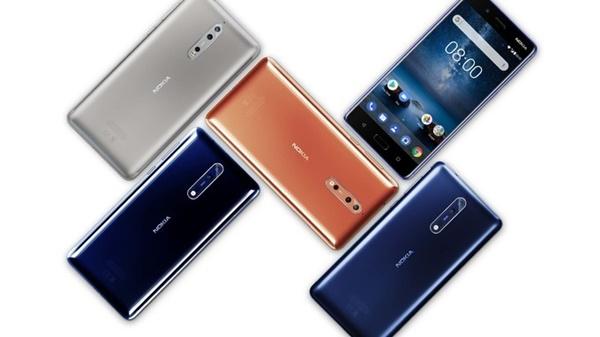 Nokia 8 có gì mới lạ và hấp dẫn hơn iPhone 8, Galaxy S8, Note8?