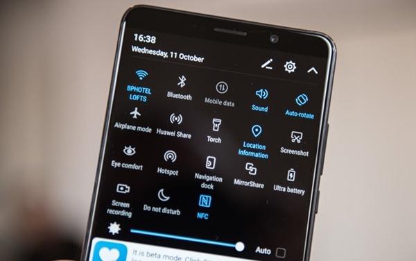 Mở hộp Huawei Mate 10 Pro: thiết kế đẳng cấp, cấu hình mạnh mẽ