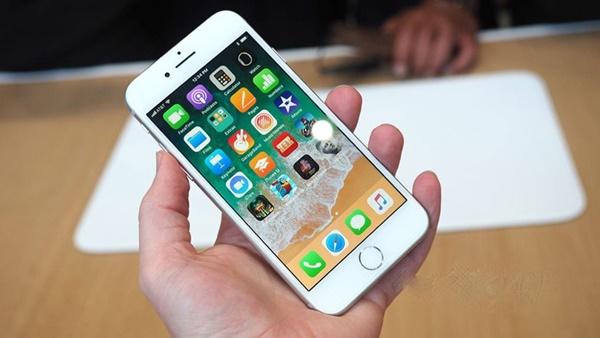 Nút home iPhone 8 có gì mới so với iPhone 7?