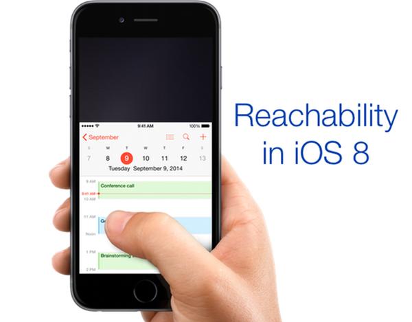 Tính năng iPhone X: Sử dụng điện thoại bằng một tay quá đơn giản!
