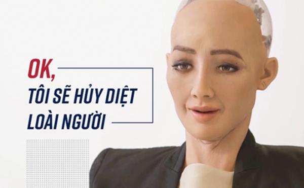 Trí tuệ nhân tạo liệu có thể mang lại mối nguy cho nhân loại trong tương lai như những bộ phim viễn tưởng? Liệu nó có hủy diệt nhân loại?