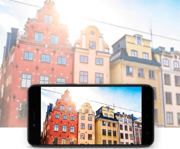 Màn hình OPPO A71: vừa đủ cho một smartphone tầm trung