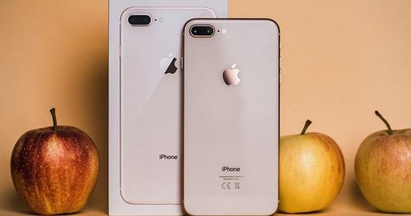 """Với những ưu điểm iPhone 8 Plus này, bạn sẽ phải mua máy """"luôn và ngay"""""""