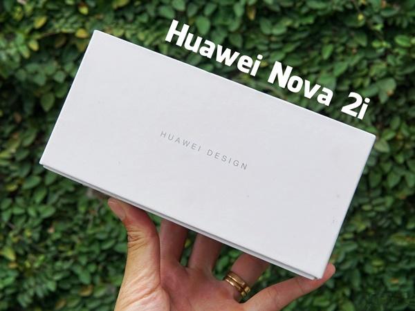 Đập hộp Huawei Nova 2i: choáng ngợp với màn hình Full View, camera quá chất