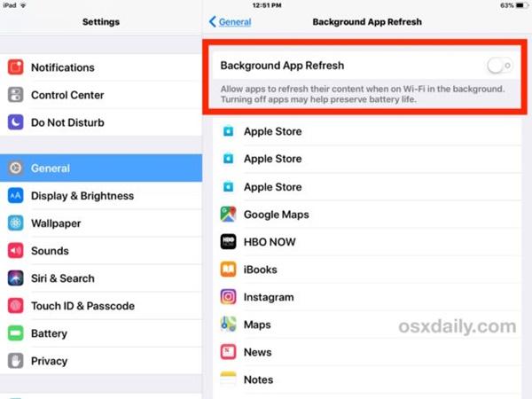 Vì iOS 11 chưa ổn định nên tính năng này có thể làm chậm thiết bị của bạn