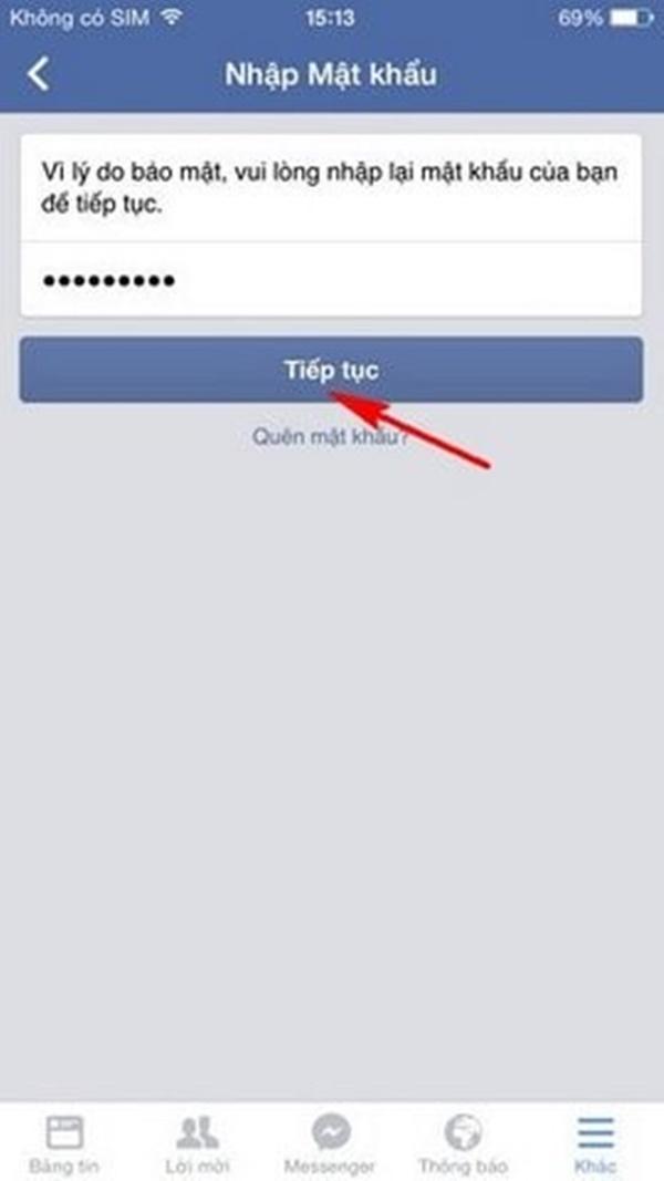 Bật mí cách khóa Facebook trên iPhone tạm thời và vĩnh viễn siêu đơn giản