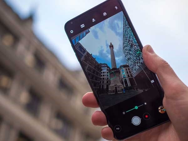 Camera LG V30 mang lại hình ảnh sắc nét và sống động