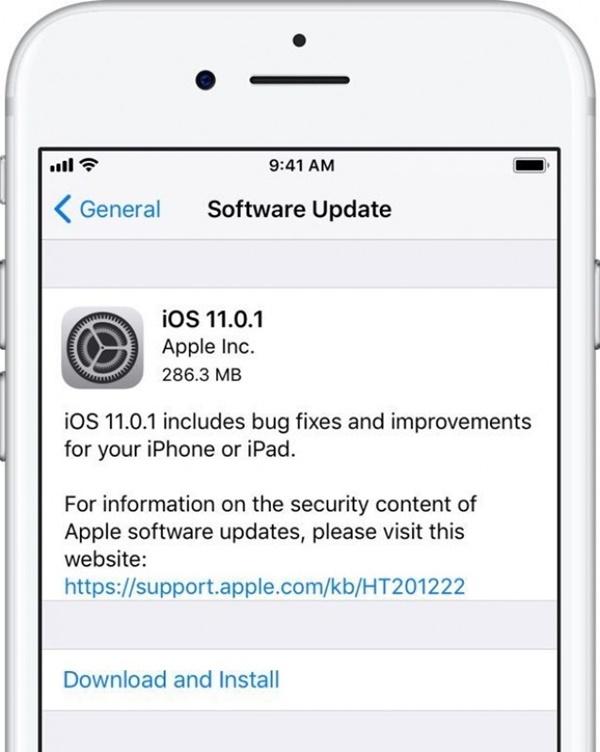 Mẹo hay giúp bạn khắc phục lỗi hao pin trên iOS 11