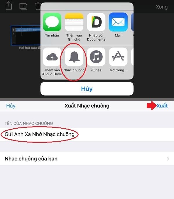 Hướng dẫn bạn cài nhạc chuông iPhone không cần máy tính cực nhanh