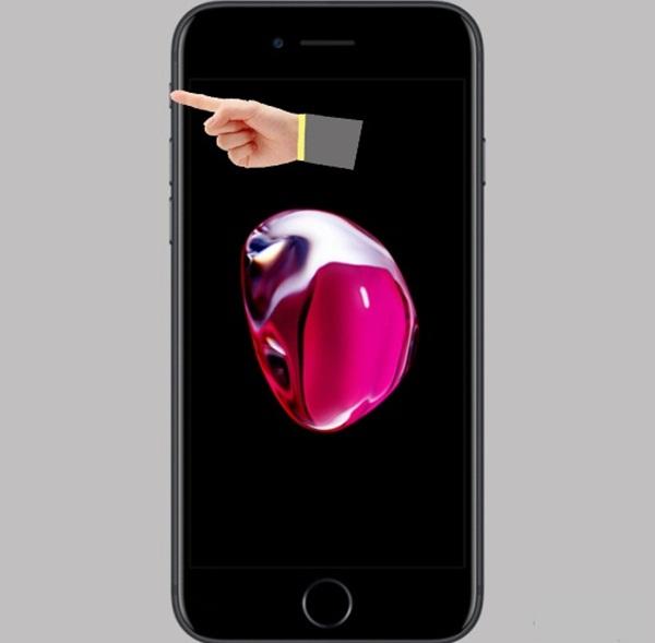 Phương pháp đầu tiên để tắt âm thanh chụp ảnh trên iPhone và iPad là tắt tiếng