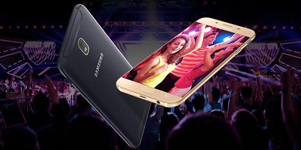 Tính năng Galaxy J7 Pro: Cao cấp, vượt trội và ấn tượng