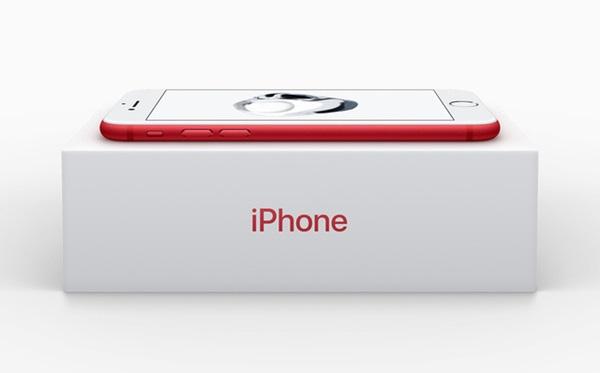 cau hinh iphone 7 va iphone 7 plus mau do