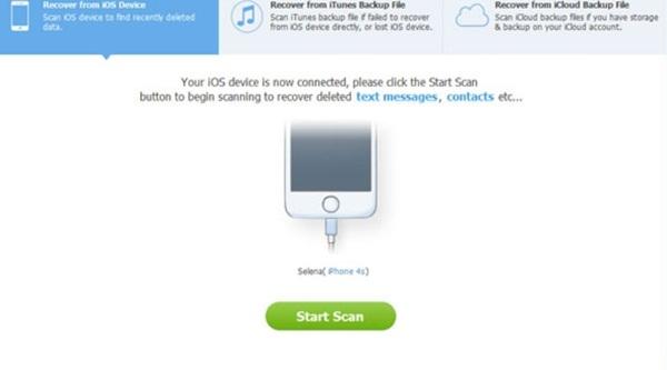"""Mẹo khôi phục tin nhắn đã xóa trên iPhone trong """"1 nốt nhạc"""""""