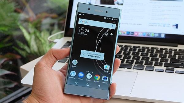 """Đánh giá Xperia XA1 Plus: màn hình không viền, cấu hình cao, camera """"khủng"""""""