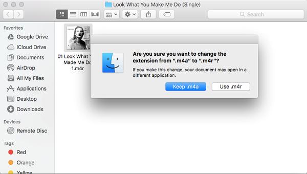Cách cài đặt nhạc chuông cho iPhone khi máy của bạn nâng cấp lên iOS 11