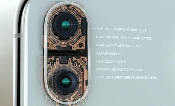 Đánh giá camera iPhone X qua những thông số ấn tượng