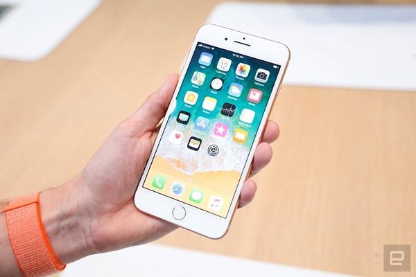 iPhone 8 Plus có nhận diện khuôn mặt không?