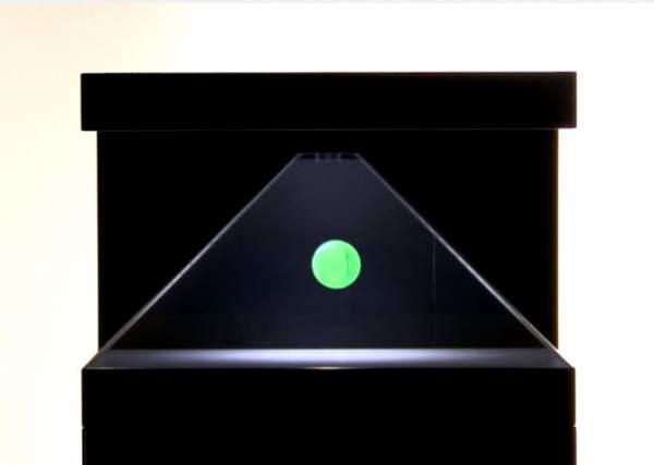 Sản phẩm của công nghệ 3D Hologram đã được ứng dụng ngày nay