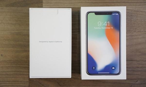 iPhone X sẽ được phát hành tại Việt Nam vào tháng 12 tới