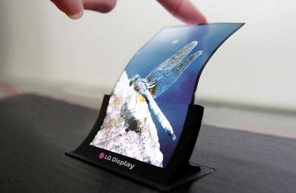 Tấm màn hình OLED hiển thị cong sẽ là công nghệ của tương lai