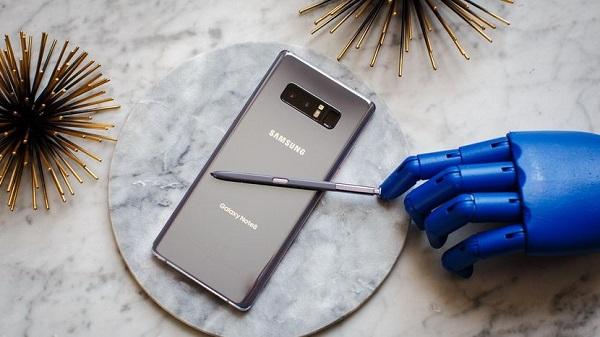 Tiết kiệm pin cho Galaxy Note 8