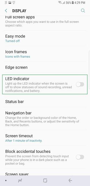 8 cách tiết kiệm pin cho Galaxy Note 8