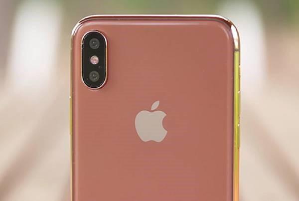 Màu mới của iPhone X được tiết lộ bởi Benjamin Geskin