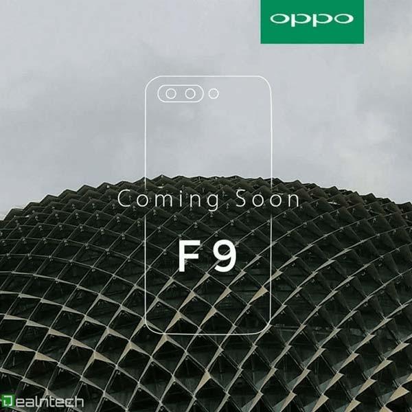 thông tin Oppo F9 Pro