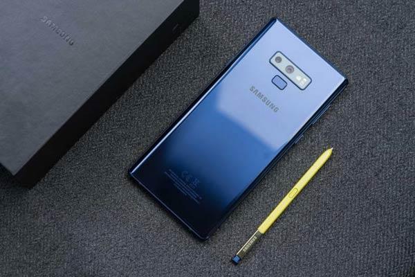 Note 9 có điểm gì mới