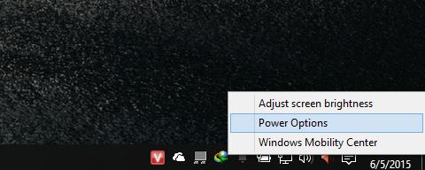 Cách sử dụng Power Options trên Windows hiệu quả nhất