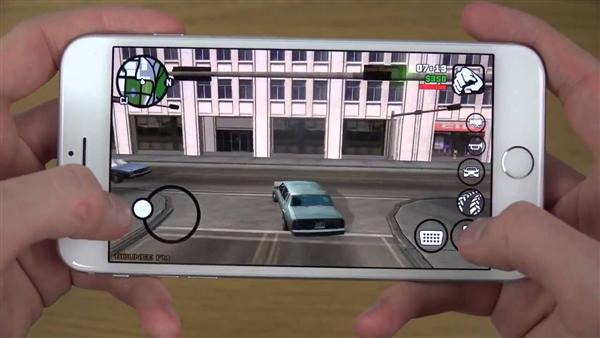Chọn iPhone 6S Plus 32GB chơi game thả ga mà không lo hết pin