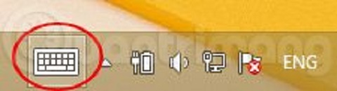 Cách mở bàn phím ảo trên Windows nhanh chóng