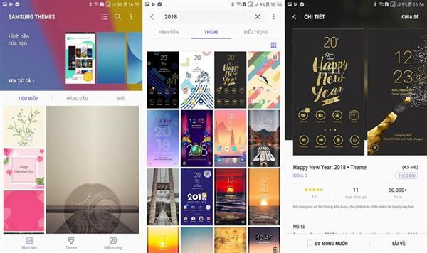 Mách bạn cách trang trí giao diện smartphone hot nhất 2018