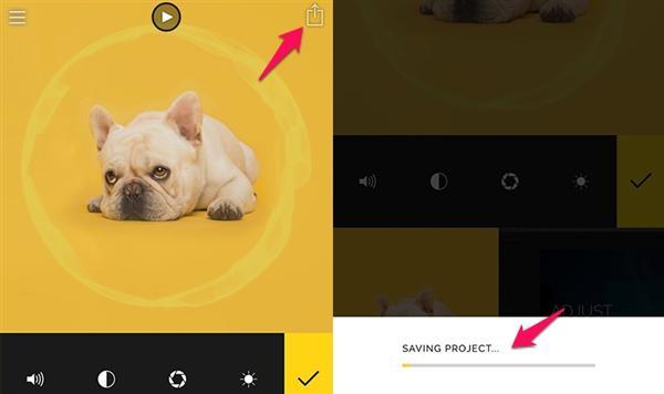 Hướng dẫn làm ảnh đại diện Facebook bằng video có hiệu ứng gợn sóng