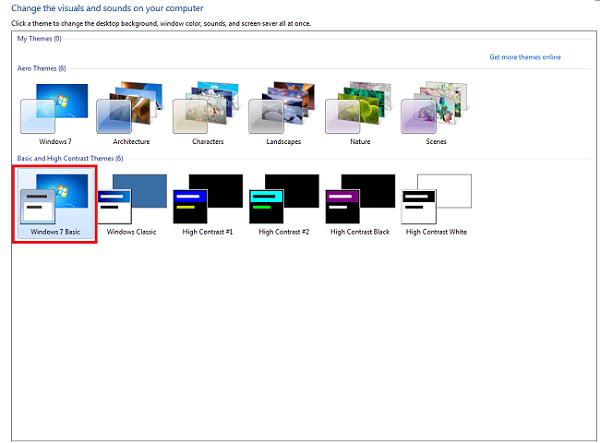 Cách 2 thực hiện nếu máy tính của bạn khi bấm chuột phải không tìm thấy mục Graphics Proties