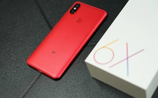 Kết quả hình ảnh cho Xiaomi Mi 6X