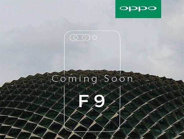 Oppo F9 ra mắt ngày nào