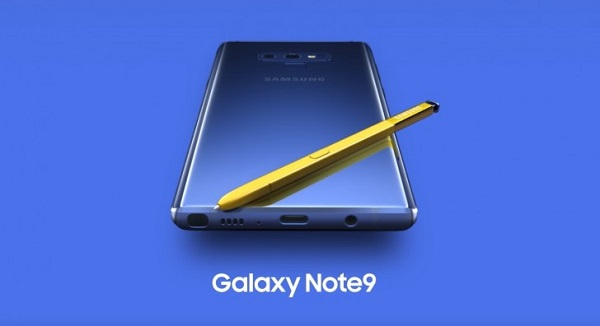 samsung galaxy note 9 1
