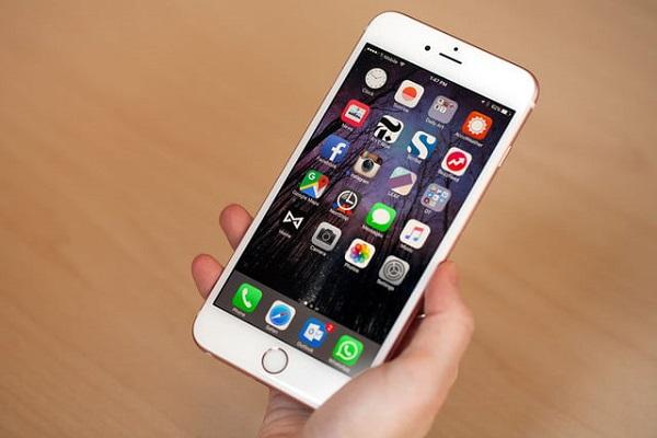Bảo mật của iPhone 8 Plus vẫn luôn được đánh giá cao