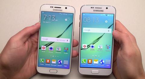 Phân biệt Samsung Galaxy S6 nhái tại Việt Nam