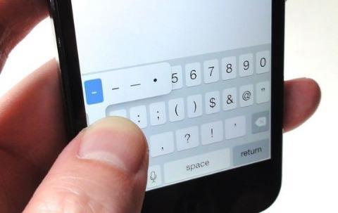 Mẹo sử dụng bàn phím smartphone hiệu quả, dành cho cả Android và iOS
