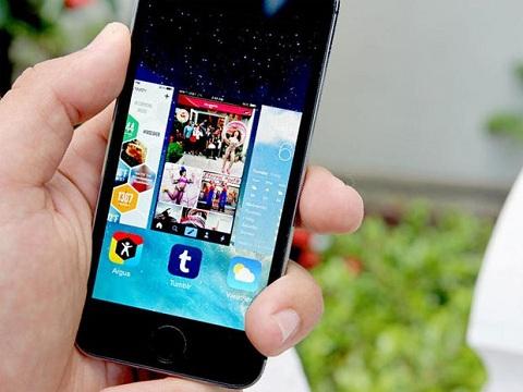 Mẹo sử dụng iPhone hiệu quả ở chế độ đa nhiệm